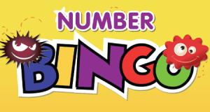 Number Bingo ABCYA Game
