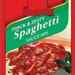 Spaghetti Seasoning Mix
