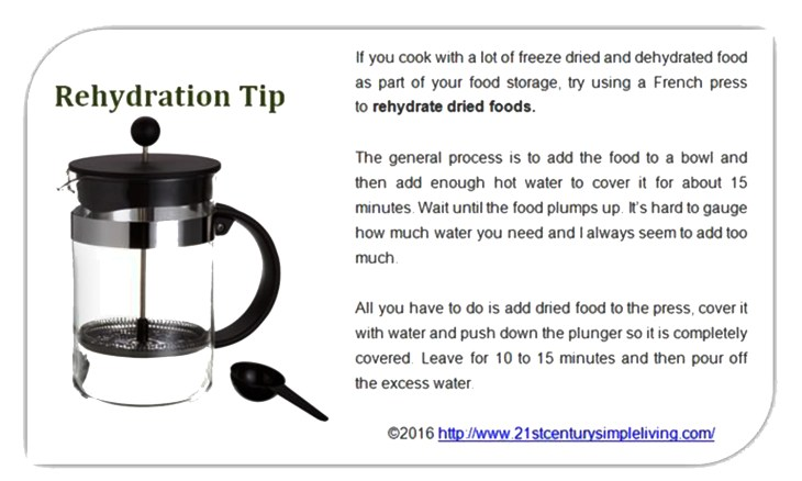 Tip #1-French Press Rehydration (Final2)