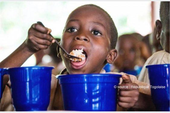 *République Togolaise* : Cantines scolaires : 76 millions de repas et 22 milliards FCFA depuis 2008