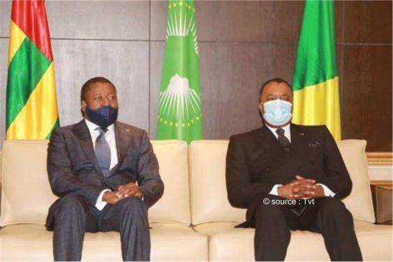 *TVT* : FAURE GNASSINGBE EN VISITE DE TRAVAIL AU CONGO BRAZZAVILLE