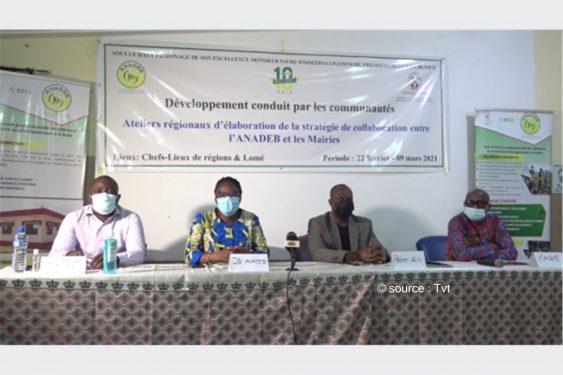*TVT* : L'ANADEB et les mairies ensemble, pour des actions concrètes au profit des populations