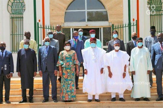 *Republic Of Togo* : Mission de l'OIF au Niger