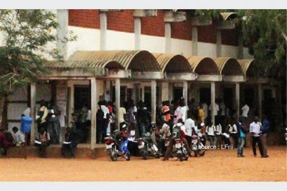 *L-Frii* : Togo / Harcèlement se3uel en milieu Universitaire : une pratique de plus en plus récurrente ?