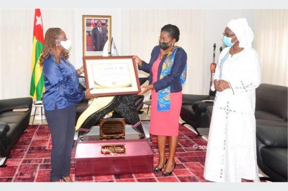 *Togo Presse* : Le Togo honoré pour son engagement à promouvoir le leadership féminin