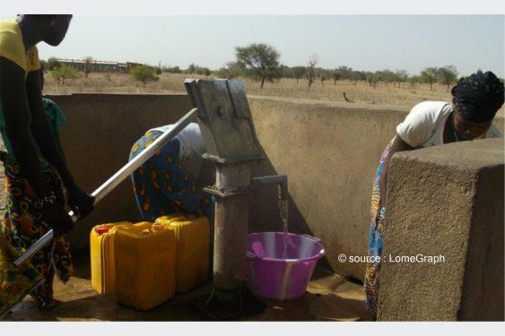 *LomeGraph* : Accès à l'eau potable: les experts réfléchissent autour d'un projet pilote