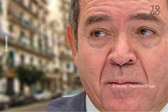 *Republic Of Togo* : Le chef de la diplomatie algérienne à Lomé