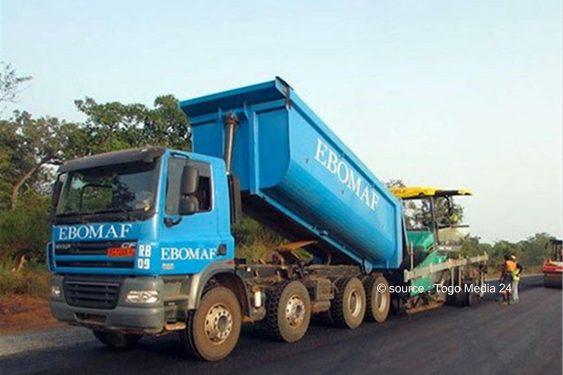 *Togo Media 24* : Route Lomé-Kpalimé : un usager tué par un camion d'Ebomaf