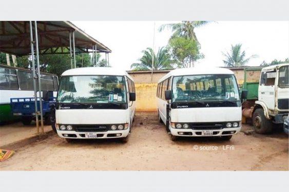 *L-Frii* : Togo / Bus pour les étudiants venus de Tsévié : le maire du Zio 1 convoque une réunion