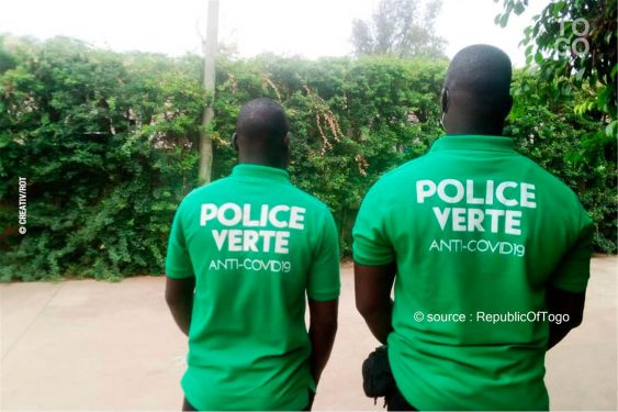 *Republic Of Togo* : Les anges gardiens anti-Corona