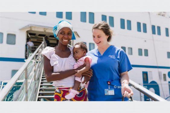 *Actu Togo* : Renouvellement imminent de partenariat entre le gouvernement togolais et l'ONG Mercy ships