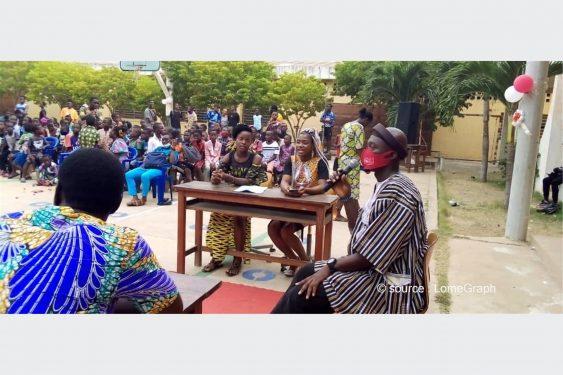 *LomeGraph* : TOGO: les femmes célébrées à la manière du centre des jeunes Don Bosco en différé