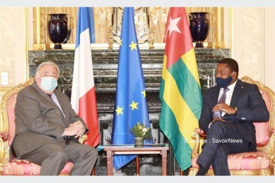 *Savoir News* : Faure Gnassingbé à Paris : Agenda bien chargé, quatre accords signés (DOSSIER)