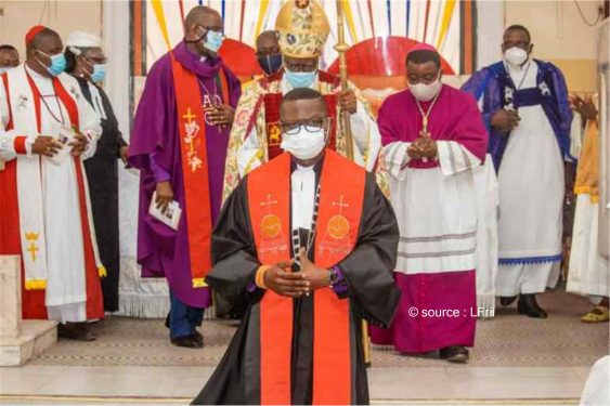 *L-Frii* : Togo / Église méthodiste : Le nouveau président, Pasteur Godson Lawson, investi (Photos)