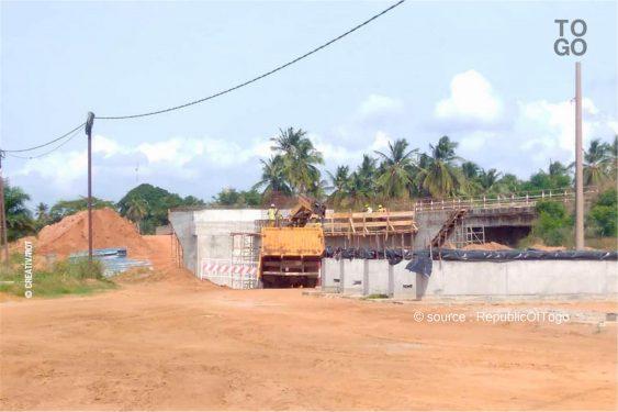 *Republic Of Togo* : Réhabilitation d'un axe stratégique