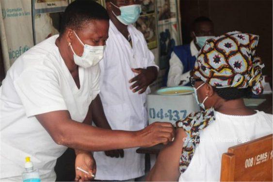 *Ma Nation Togo* : Togo/Covid-19: enseignants, détenus, agents d'ICAT, Zémidjan et conducteurs à 4 roues, nouvelles cibles de la vaccination