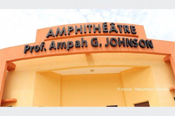 *République Togolaise* : Décès de l'ancien recteur des universités du Togo, Ampah Johnson