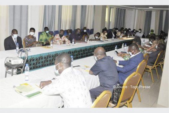 *Togo Presse* : Exécution des marchés publics : Des représentants des communes du Grand Lomé s'approprient les procédures