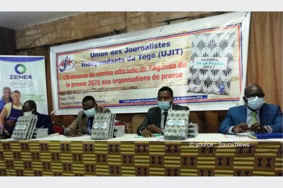*Savoir News* : L'agenda 2021 de la presse togolaise officiellement lancé ce jeudi à Lomé