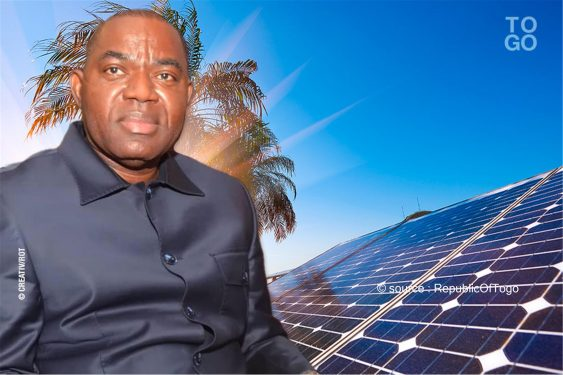 *Republic Of Togo* : Alliance solaire