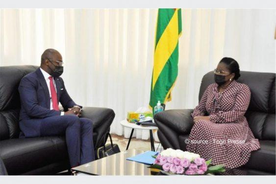 *Togo Presse* : Une délégation du Groupe COFINA à la Primature