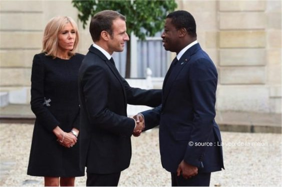 *La Voix de la Nation* : Agenda bien rempli pour Faure Gnassingbé à Paris