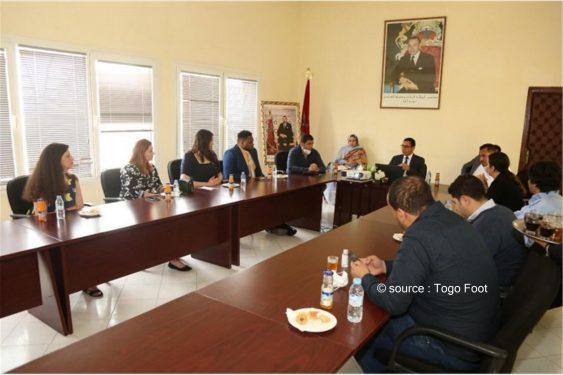 *Togo Foot* : Un accord de principe entre la jeunesse du PAM et la jeunesse du parti démocrate américain