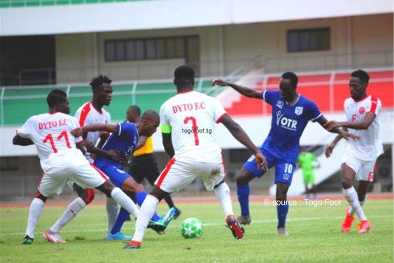 *Togo Foot* : D1/j-1: l'As OTR lance confortablement sa saison face à Dyto (2-0)