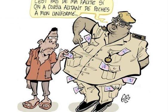 *27 avril* : Et si les poches des uniformes des policiers étaient supprimées ?…