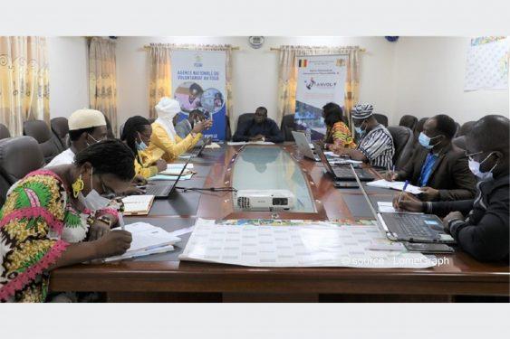 *LomeGraph* : Volontariat au Tchad: l'ANVOL-T s'imprègne de l'expérience du Togo