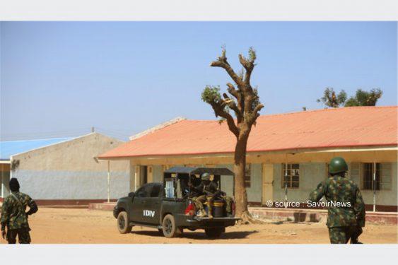 *Savoir News* : Nigeria : 4 morts dans une attaque jihadiste contre des installations humanitaires