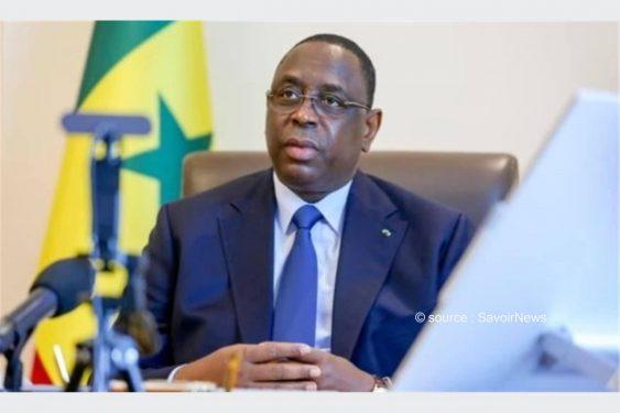 *Savoir News* : Sénégal: Macky Sall promet le dialogue avec l'opposition et de «nouvelles réponses» aux demandes des jeunes