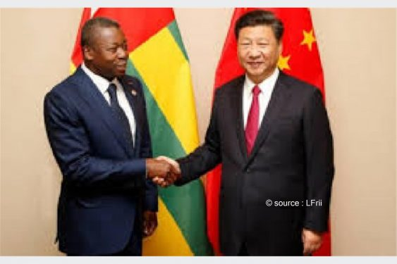 *L-Frii* : Togo : Xi Jinping écrit à Faure Gnassingbé