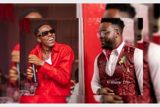 *L-Frii* : Togo / Musique : bientôt une collaboration entre Kiko et l'artiste Camerounais Locko ? (photo)