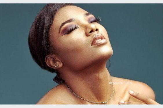 *L-Frii* : Vanessa Johnson :tenue décontractée, la fille de la toute première Miss togolaise fait sensation(photo)