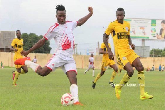 *Lomé Infos* : Togo/Championnat D1: Gomido et l'ASCK champions de la phase aller.