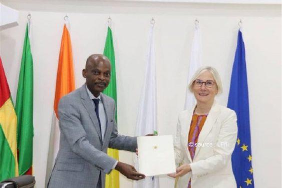 *L-Frii* : Diplomatie : le Togo connaît sa toute première ambassadrice Turque