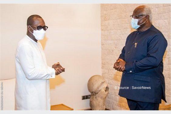*Savoir News* : Présidentielle au Bénin : Les observateurs de l'UA, Cédéao et de la Cen-Sad reçus au Palais présidentiel