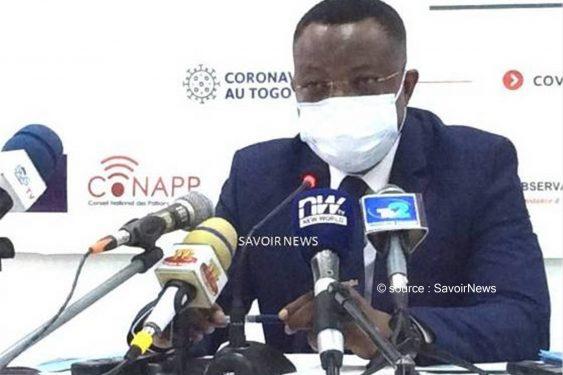 *Savoir News* : Covid-19 et ses Variants : Le Togo «sous forte surveillance» (Médecin Colonel Mohaman Djibril)