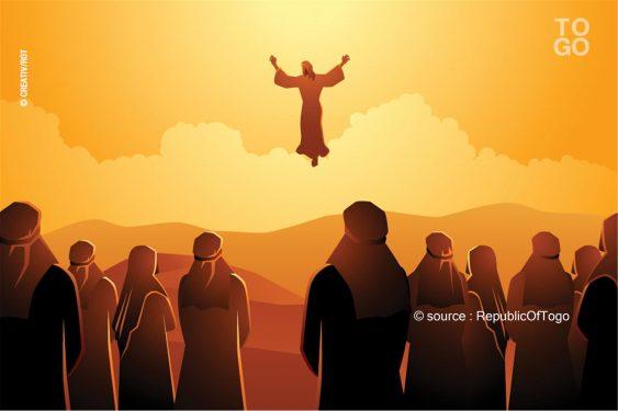 *Republic Of Togo* : Le retour de Jésus-Christ