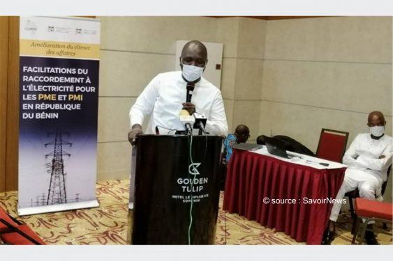 *Savoir News* : Accès à l'électricité au Bénin : Connecter les PMI/PME à zéro franc
