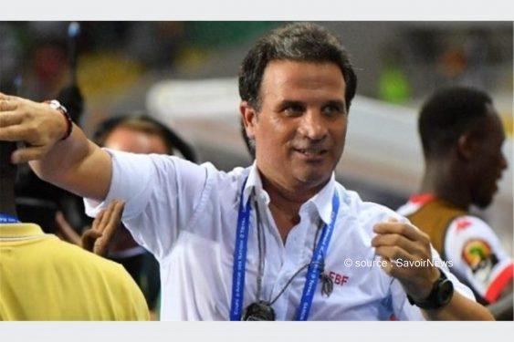 *Savoir News* : Togo/Foot : Paulo Duarte, nouvel entraîneur des Éperviers