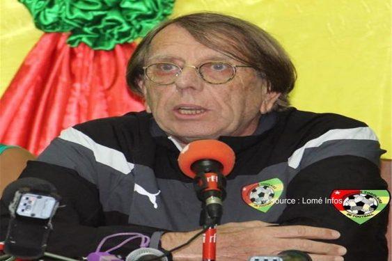 *Lomé Infos* : Togo: Claude Leroy mécontent du choix de Paulo Duarte.
