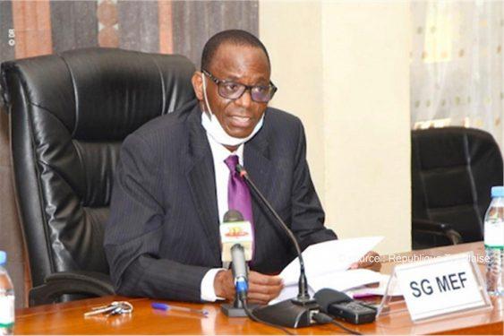 *République Togolaise* : Badanam Patoki, nouveau président du CREPMF