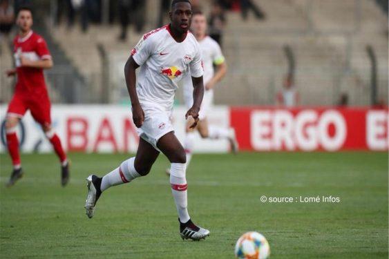 *Lomé Infos* : Togo: Malik Talabidi, autre pépite germano-togolaise dans le viseur de l'équipe nationale.