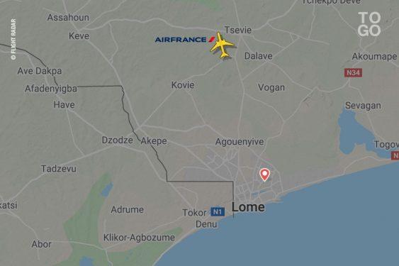 *Republic Of Togo* : Retour au pays