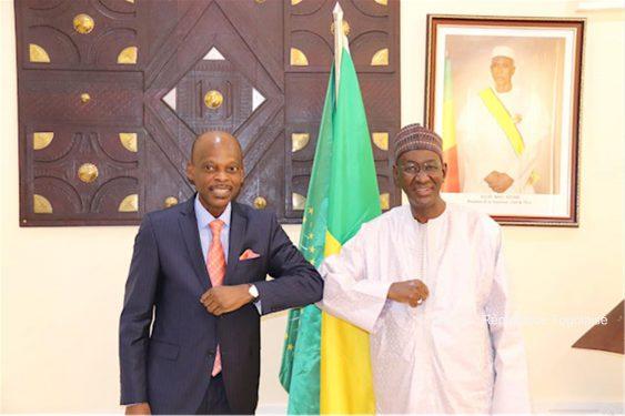 *République Togolaise* : Visite du Ministre des affaires étrangères au Mali