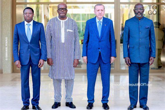 *Republic Of Togo* : 'Lutter contre le fléau du terrorisme sans aucune discrimination'