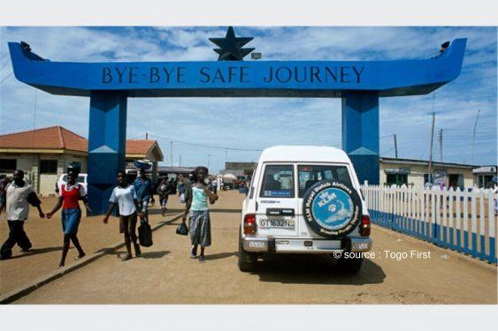 *Togo First* : Ouverture du poste frontière de Noépé : le Togo et le Ghana investiront chacun, 1 million $, d'ici fin 2021