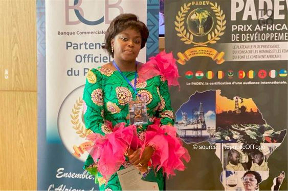 *Republic Of Togo* : Deux ONG récompensées